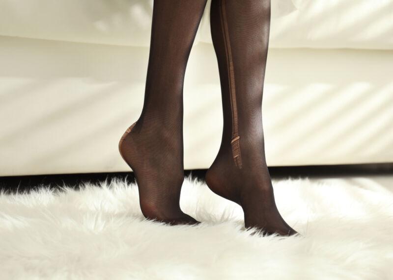 kaçmış külotlu çorap